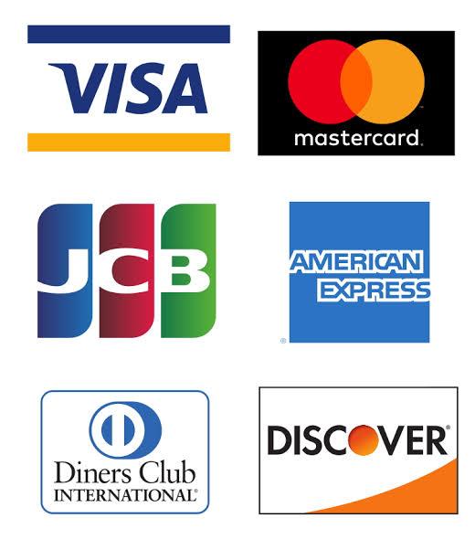 対応 クレジットカード